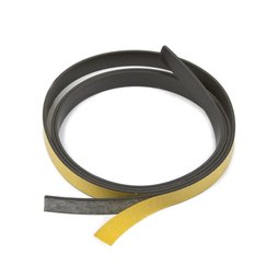 MT-10-STIC, Magnetic adhesive tape ferrite 10 mm, self-adhesive magnetic tape, rolls of 1 m / 5 m / 25 m